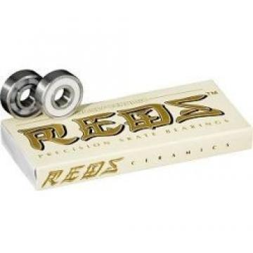 Loyal Bones Ceramic Super REDS skateboard bearings